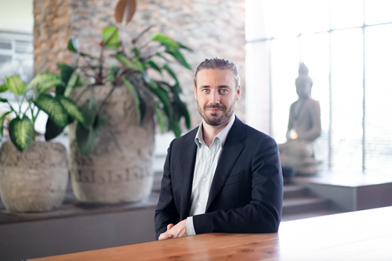 Letter from Synthesis co-founder Martijn Schirp about his transition from CEO to Chief Visionary Officer